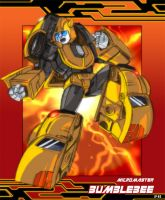 Micromaster Bumblebee by dyemooch