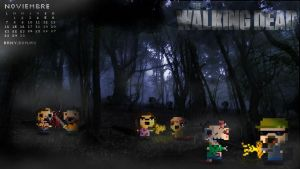 The Walking Dead by berny59