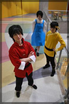 Ranma- Primary Colours by twinfools