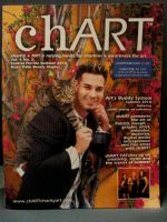 chART Magazine Cover by PatrickJoseph
