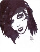 Andy sixx by peacmaker101
