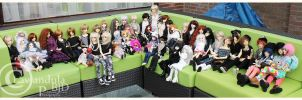 11 owners - 45 Dolls by Lavandula-BJD