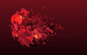 electric red by zilla774