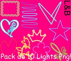Lights Png by LaariSellyLover