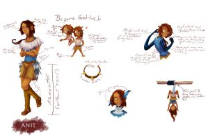 Anit ref sheet by QuetzalEsmeral
