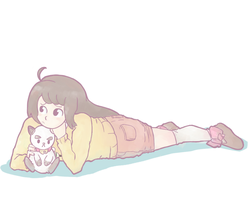 In a Dream (Bee and Puppycat) by Handyheart