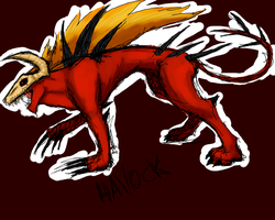 Havock by Paingiver