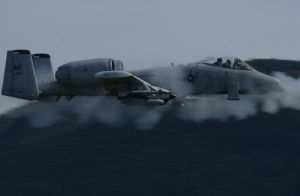 A-10 Air Power by redkorn