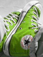 All Star - Green by SagetHollen