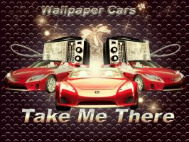 Wallpaper cars by andzia89