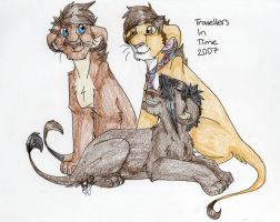 Time Travellers Of 2007 by phoenixgigs
