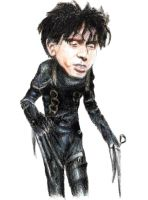 Burton Scissorhands by vampipe
