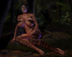 Jungle Cat by willdial