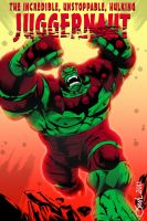 Juggerhulk by SashScott