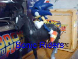 Sonic Riders by JudgeChaos