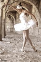 Ballerina VII by steelhearted