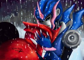 Kiss the Rain by Red-topaz