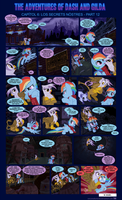 Dash Aacademy 6- The secrets we keeps Part 12 Oc by Simocarina