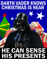 Vader's Christmas by Party9999999