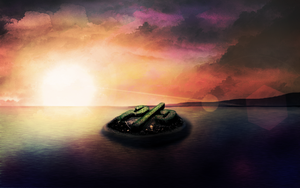 Wallpaper Phtomaipulation Serenity by ultimate888