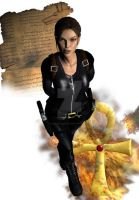 Lara Croft 62 by candycanecroft