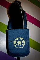 Eco-Friendly 8Bit Bag by Rae-Lynn