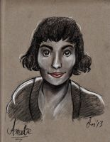 Amelie by amivan