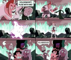 Voldemort and Groose's Fusion by spacepig22