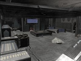 Halo Reach Map: IR3CON's Place by KindiChan