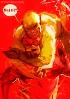 Reverse Flash always comes back by I-AM-JoshuaYong