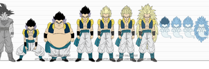 DBR Gotenks v3 by The-Devils-Corpse