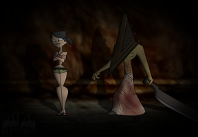 Welcome To Silent Hill Heather by Artich0ker