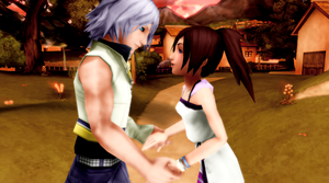 [MMD] RiKai : Just the two of us... by Rinouh-Mandarine