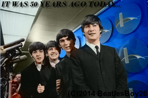 It Was Fifty Years Ago Today by BeatlesBoy26