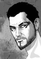 Adam Jensen by Wildeye