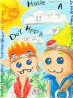 Have a HPPY Day 0o by COOKEcakes
