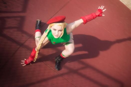 Cammy - Street Fighter by MeowliCosplay