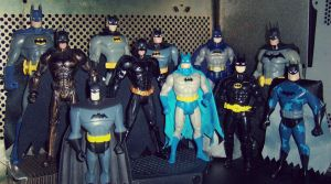 A Few Too Many Bats In The Belfry by PsychosisEvermore