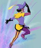 Clopin by WolfenEclipse