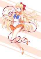 Sailor Venus by Villyane
