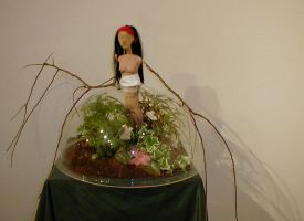 Greenhouse doll 2001 by beatrixxx