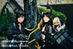 BRS: Deadly Trio by SugarBunnyCosplay