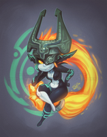 30-03-2016 - Midna by NightHead