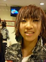 Minzy from 2NE1 by DarkSoulKagome90