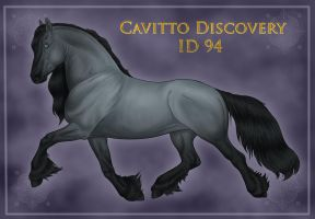 Cavitto Discovery ID 94 by Cloudrunner64