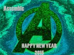 Happy New Year 2015 by VoltronZ1