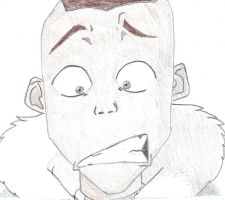 Sokka by OctobersFlame