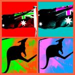 AUstraliana by nakedartbylupe