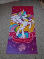 Pony Towel by Loaded--Dice