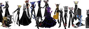 Gothicparty by ManaMagician